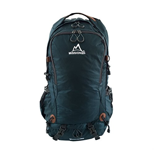 ... Frame Hiking Daypack Backpack Outdoor Sport Water Resistant Backpack  Laptop Bag 4b29c4cf95724