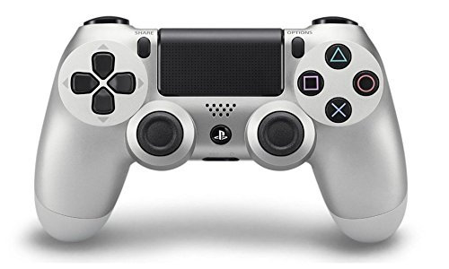 Wireless Controller (DUALSHOCK 4) Silver by Sony
