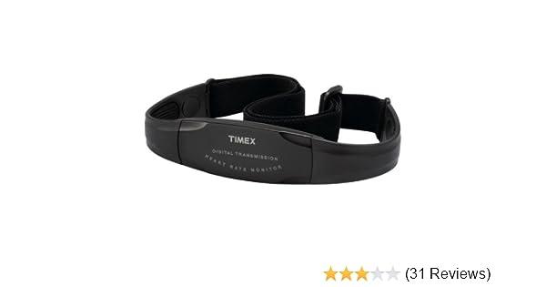 Amazon com : Timex Digital Transmission Heart Rate Sensor