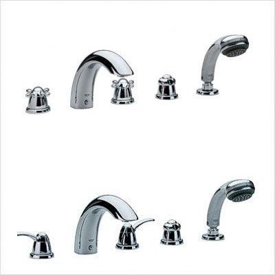 Grohe Talia Roman Tub Faucet - 9
