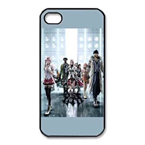 iPhone 4 4s Cell Phone Case Black final fantasy iii Popular games image WOK1029866