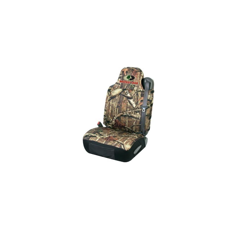 Mossy Oak Camo Neoprene Universal Bucket Seat Cover (Mossy Oak Infinity Camo, Durable Neoprene Fabric, Sold Individually)