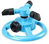 Lawn Sprinkler Garden Sprinklers Water Lawn And Garden Adjustable 360° Rotation Without Oscillating Systems Waste