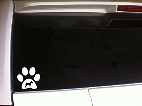 Paw Print Jack Russell Terrier 6