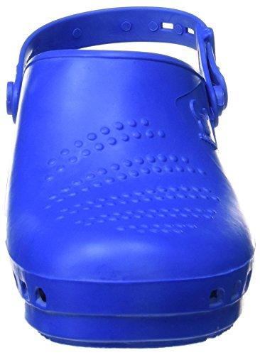 Suecos® Balder, Zuecos de Trabajo Unisex Adulto Azul (Blue)