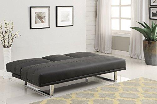 Coaster 500155 Home Furnishings Sofa Bed, Black