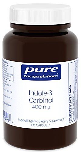 Pure Encapsulations Indole 3 Carbinol Supports Cervical