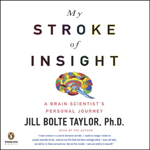 Bargain Audio Book - My Stroke of Insight