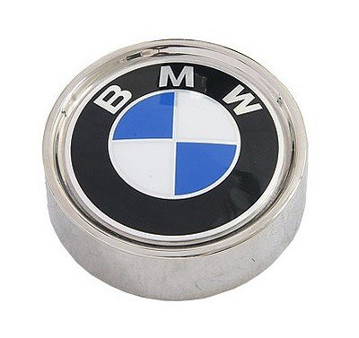 (BMW Genuine Wheel Center Hub Cap for 528i 530i 733i 735i 630CSi 633CSi 635CSi 524td 528e 533i 535i)
