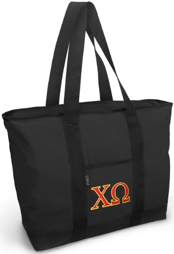 Broad Bay Chi Omega Tote Bag Best Chi O Totes Shopping Travel or Everyday