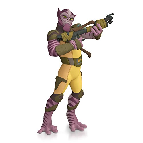Hallmark Keepsake Ornament: Star Wars Rebels Zeb Orrelios