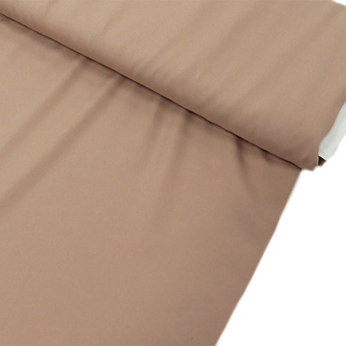 (Crepe de Chine-Pongee Fabric, 58 Inches Wide, Over 100 Yards in Stock - 100% Polyester - Multiple Colors)