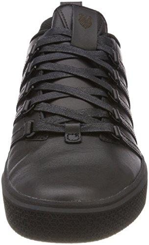 Baltic Donovan Swiss 41 EU K Black Homme Sneakers Noir White Basses White UF7OqP