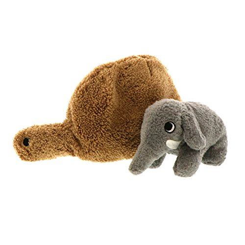 Stuffed elephant & snake, softly The Little Prince (japan import)