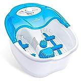 Best 1Byone Foot Massagers - LiveFine Foot Spa Massager - Heated Bath, Massage Review