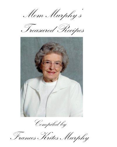 Mom Murphy's Treasured Recipes cover