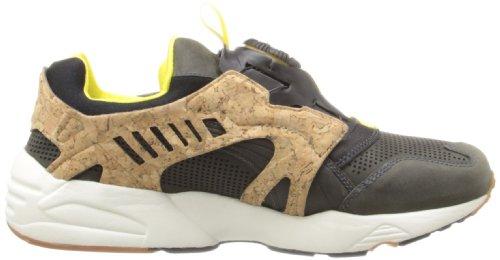 Lux Leather Sneaker Grau Cage Disc Puma U0nqPU