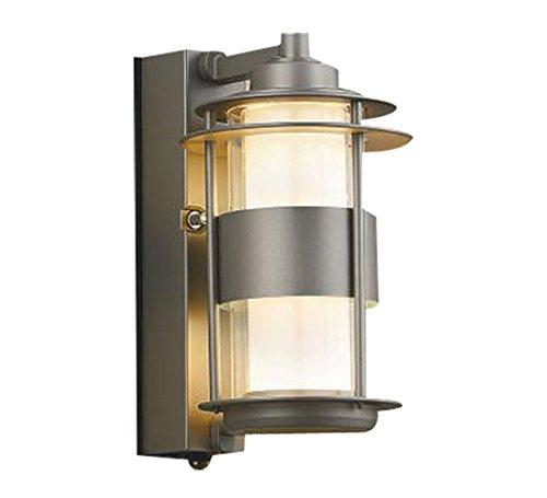 コイズミ照明 人感センサ付ポーチ灯 One´sLamp#1 マルチタイプ ウォームグレー塗装 AU40608L B00KVWKLZQ 19631