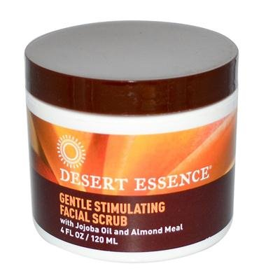 Desert Essence Cream Face Scrub Gntl Stm