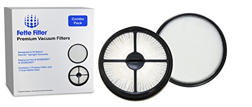 Price comparison product image Hoover 303903001 & 303902001 Compatible WindTunnel Air Bagless Upright Filter Kit,  fits UH70400 & UH70405 Models