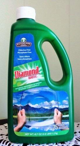 Melaleuca Diamond Brite Automatic Dish Washer Detergent Liquid 45oz - 25 Loads