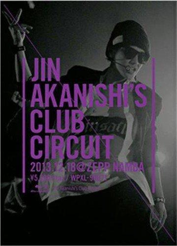 Jin Akanishi - Jin Akanishi\'s Club Circuit Tour (Blu-ray)