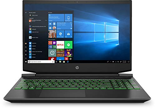"Newest HP Pavilion 15.6"" FHD IPS Premium Gaming Laptop, AMD 2nd Gen Quad-Core Ryzen 5 3550H, 8GB RAM, 256GB SSD, NVIDIA GeForce GTX 1050 3GB GDDR5, Backlit Keyboard, Windows 10 1"