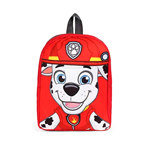 (Nickelodeon Paw Patrol Marshall Red Mini 12 inch Backpack School Bag)