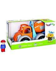 Viking Toys Viking - Jumbo Cement Truck w 1 Figure Gift Box