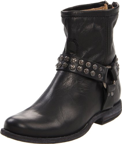 Ladies Harness Boots - 7