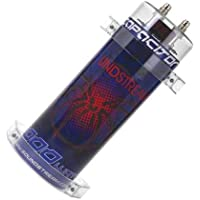 Soundstream SCX1.5 1.5 Farad Capacitor with LED Voltage Display