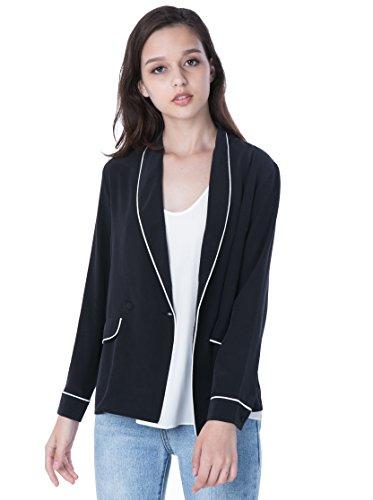 100% Silk Jacket - 6
