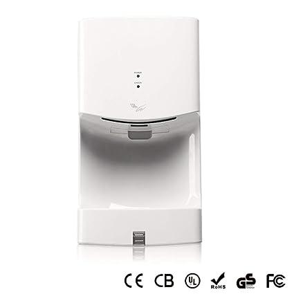 Secadores de manos eléctricos automáticos de alta velocidad, secador ...