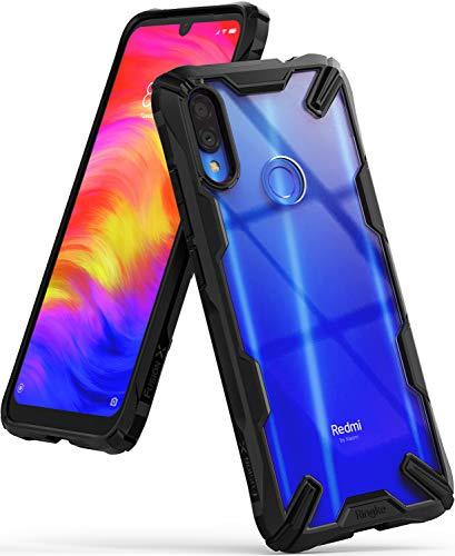 Ringke Fusion-X Diseñado para Funda Redmi Note 7, Funda Redmi Note 7 Pro Protección Resistente Impactos Carcasa para Xiaomi Redmi Note 7, Xiaomi Redmi ...