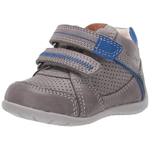 Maravilla Imposible Fugaz  Geox Boys' Kaytan 8 Leather Shoe - tiendamia.com
