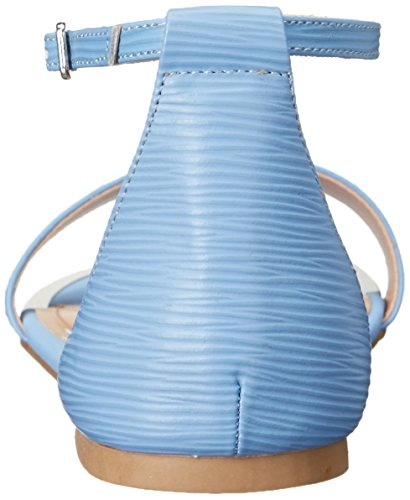 Kallar Det Våren Kvinna Mateare Gladiator Sandal Ljusblå