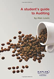A Students Guide To Auditing