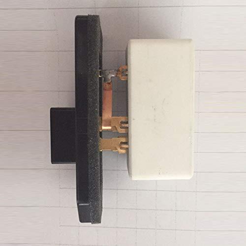 Resistencia del motor del soplador del calentador 5014212AA para Jeep Grand Cherokee Dodge Viper Blanco