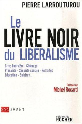 Téléchargement Le livre noir du libéralisme pdf, epub ebook