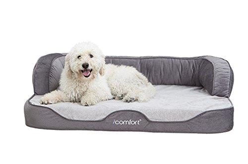 iComfort Sleeper Sofa Pet Bed with Dual