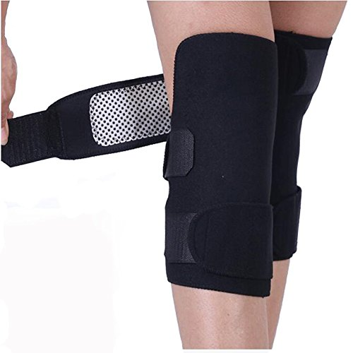 Tourmaline Spontaneous Self Heating Magnetic Therapy Knee Pad - 9