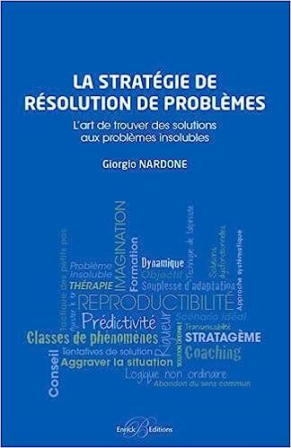 """Résultat de recherche d'images pour """"La stratégie de résolution de problèmes"""""""