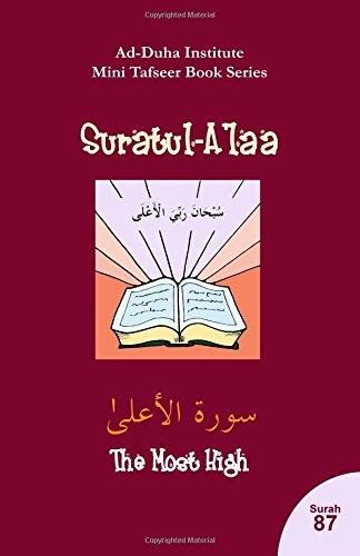 Read Online Mini Tafseer Book Series: Suratul-'A'laa ebook