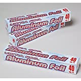 Aluminum Foil - 40 Square Feet (Sold by 1 pack of 50 items)