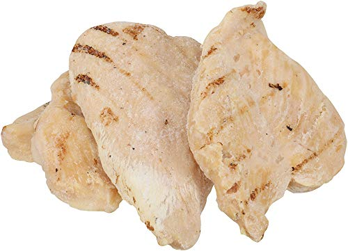 Tyson Red Label NAE Fully Cooked, Grilled Breast Filets 4 oz., 40 Pieces, 2/5 Lb