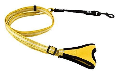 3' C/c Rope Pull - Hurtta Jogging Leash, Bolete, 2-3'