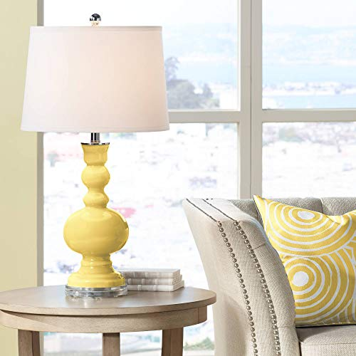 Daffodil Apothecary Table Lamp - Color + Plus
