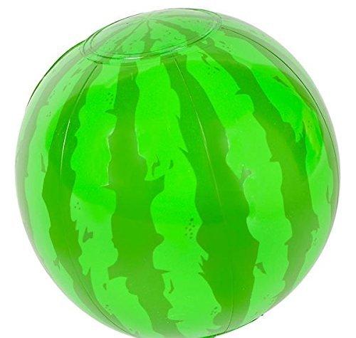 12 pack - MINI WATERMELON BEACH BALLS Watermelon Ball