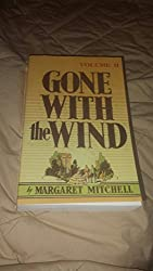 Gone With the Wind Volume 2 (G.K. Hall Large Print Book Series)
