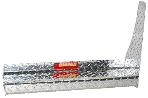 Owens Products OC8040CX ClassicPro Series Diamond 2in. Cab Length Running Boards ()